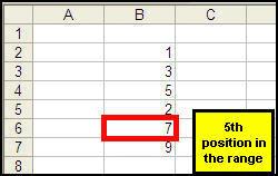match formula example